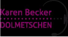 Karen Becker Dolmetschen
